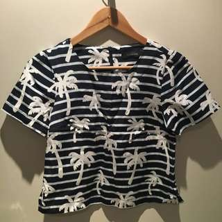Glassons Top Size 6