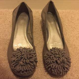 itti & otto low heel pumps