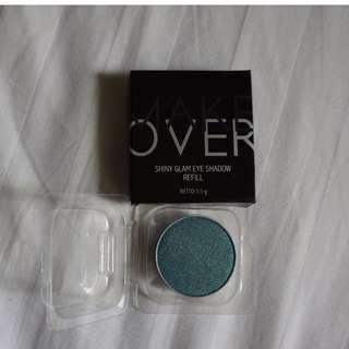 Preloved Make Over Shiny Glam Eye Shadow (Refill) - Turqoise