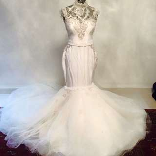 Norma Bridal Couture Wedding Gown