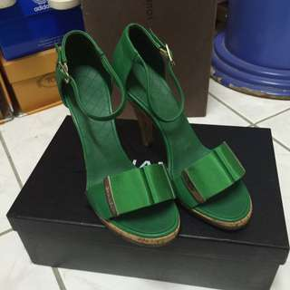 Chanel涼鞋