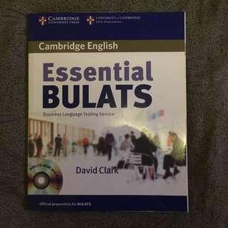 商業英文試 Cambridge BULATS Exercise
