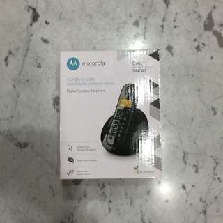 Brand New Motorola Digital Cordless Phone