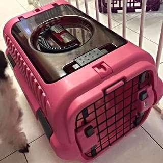Richell 寵物籠 航空籠 Pet Cage 狗籠 運輸籠