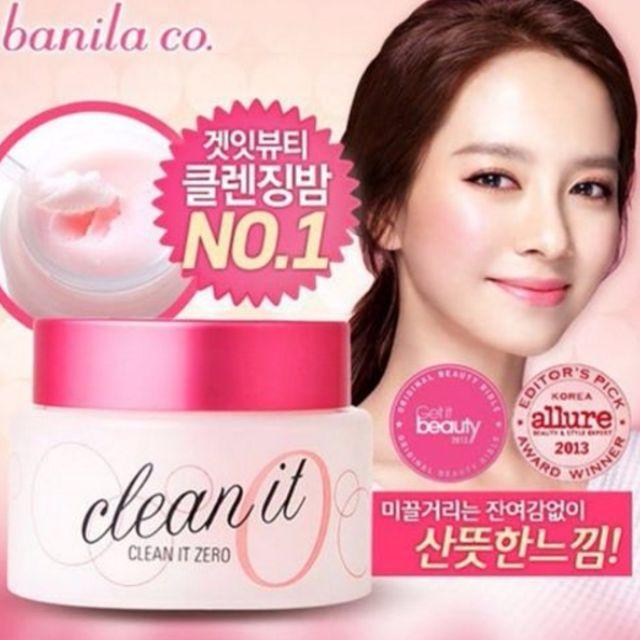 韓國代購限時連線中✨正品保障 ▫#BanilaCo 零殘留溫和卸妝