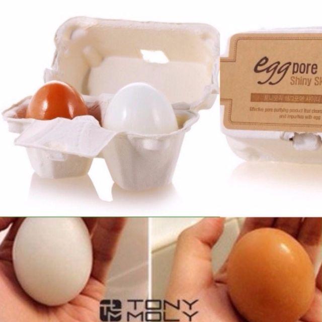 韓國代購限時連線中✨正品保障 ▫#TONYMOLY 魔法森林收縮毛孔保濕雞蛋香皂*2 含雞蛋盒