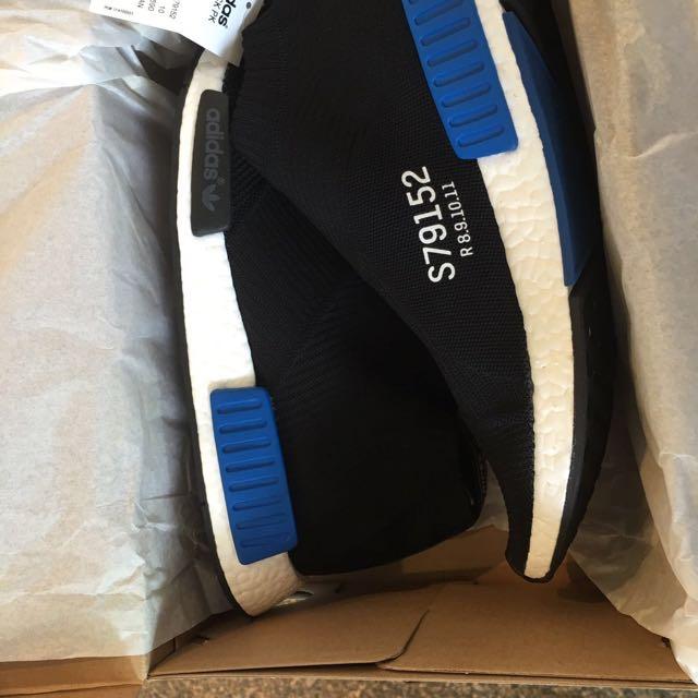 Adidas NMD City Sock Black