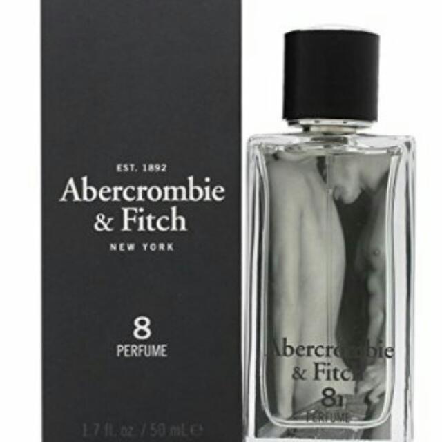 A&F Perfume 8: EAU DE PARFUM