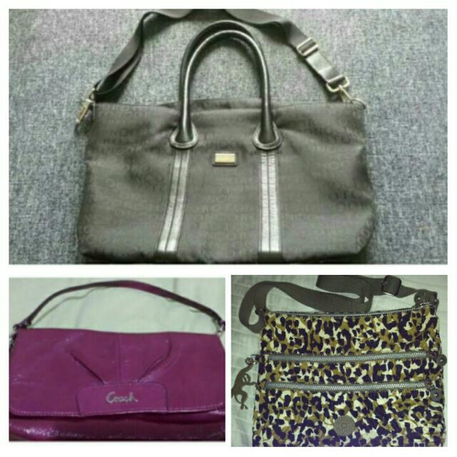 Authentic Bags for Sale. Check My Page