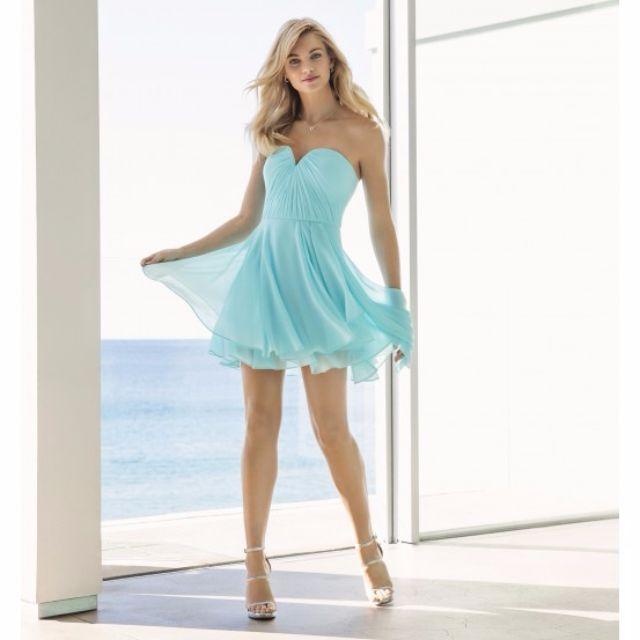 Forever New Bethany Ruffle Skirt Dress