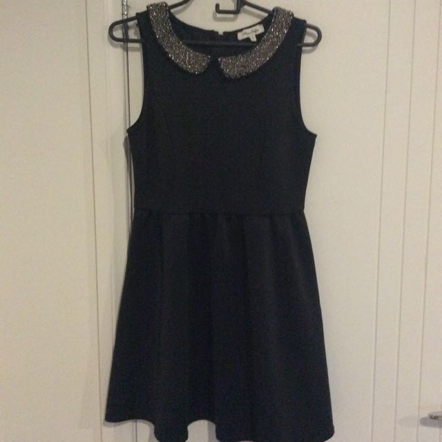 Black Miss Shop Dress