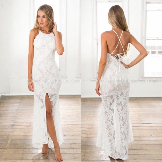 BNWT Lace Maxi Dress