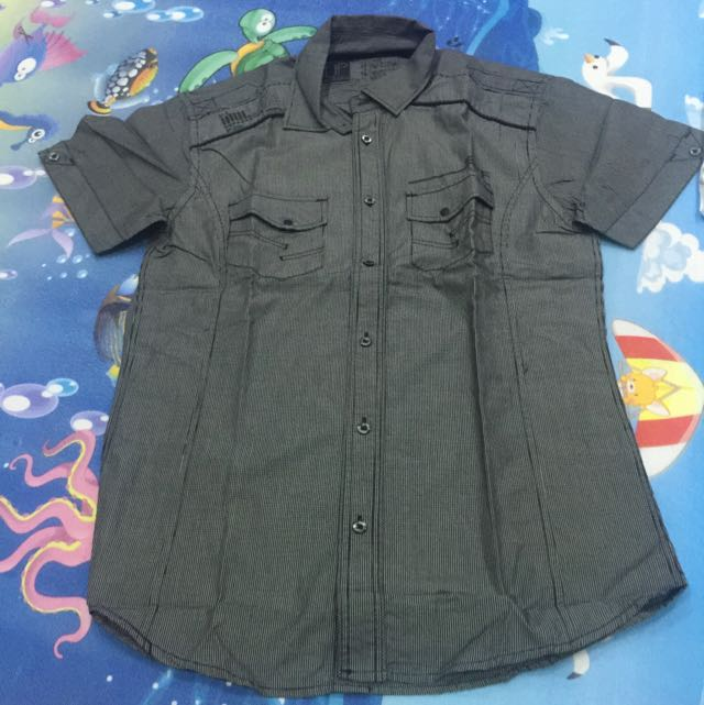 Brand New Genuine Springfield Short Sleeves Shirt For Sell!