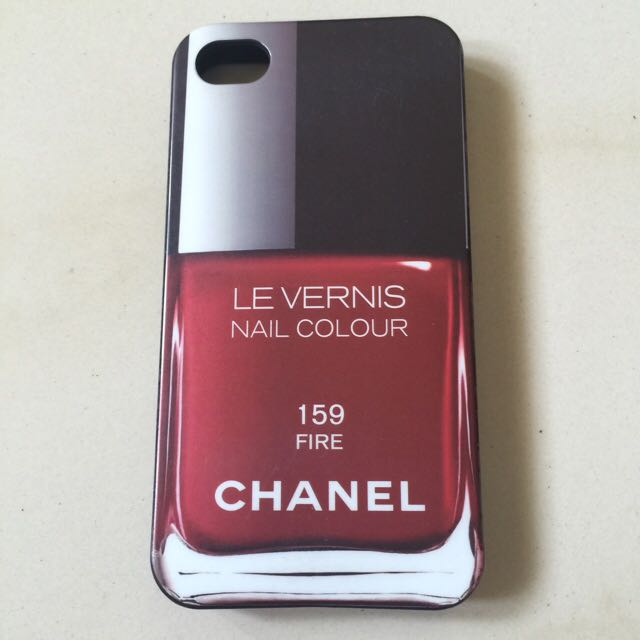'Chanel Print' Silicone iPhone Case for iPhone 4/4S