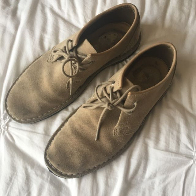 Clarks original Kinks Tan