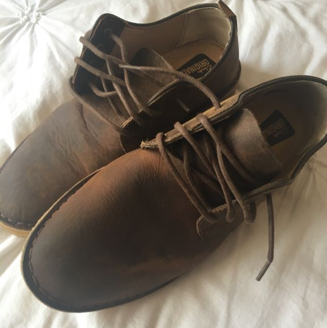 Clarks Originals Desert London Beeswax