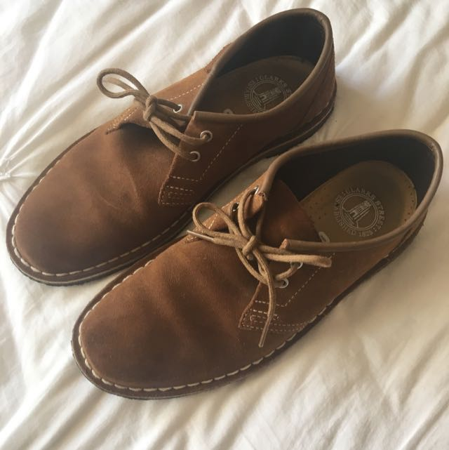 Clarks Originals Kinks Brown