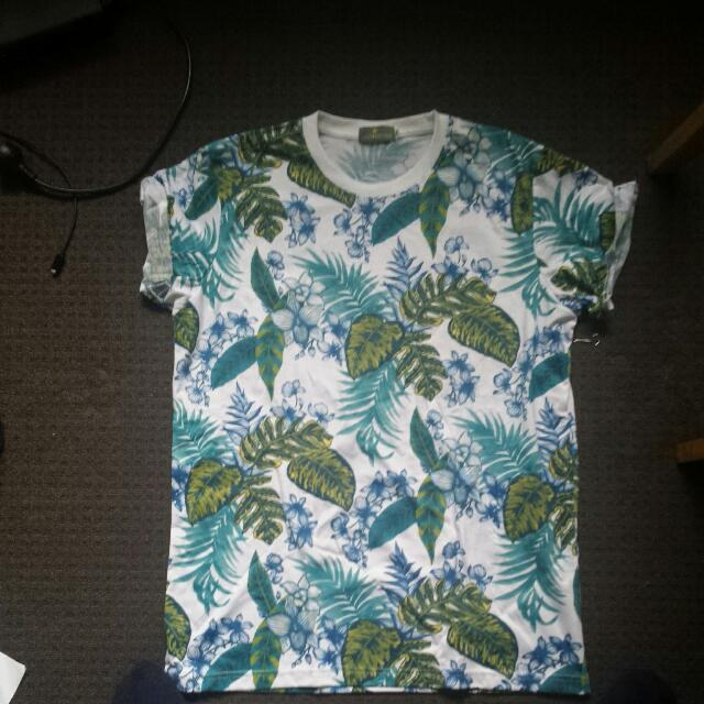 Coco Republic Printed Shirt Size XL