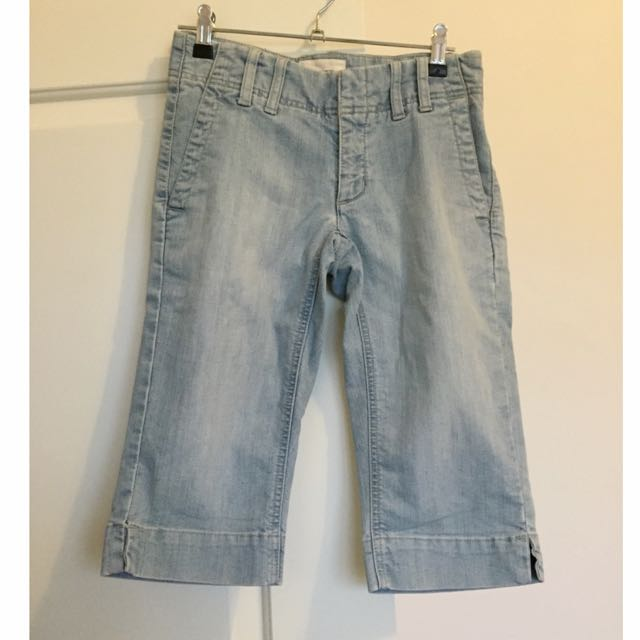 Country Road Light Denim Shorts