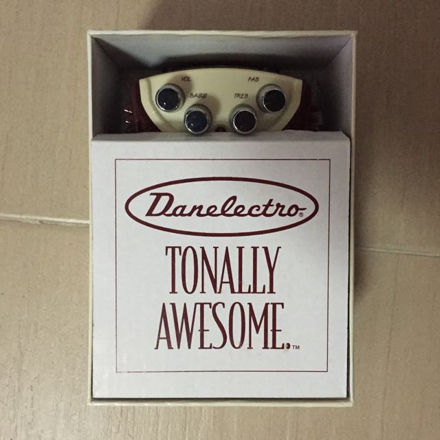 Danelectro Distortion