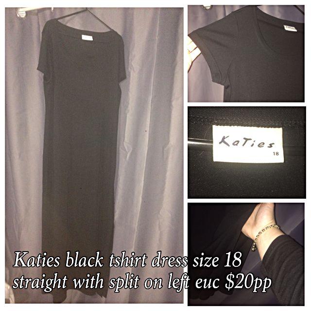 Katies Size 18 Tshirt Dress