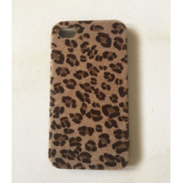 Leopard Casing For iPhone 4/4S