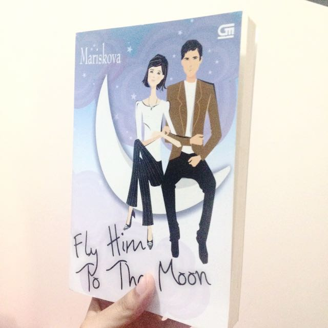 Novel Metropop-Fly Him To The Moon