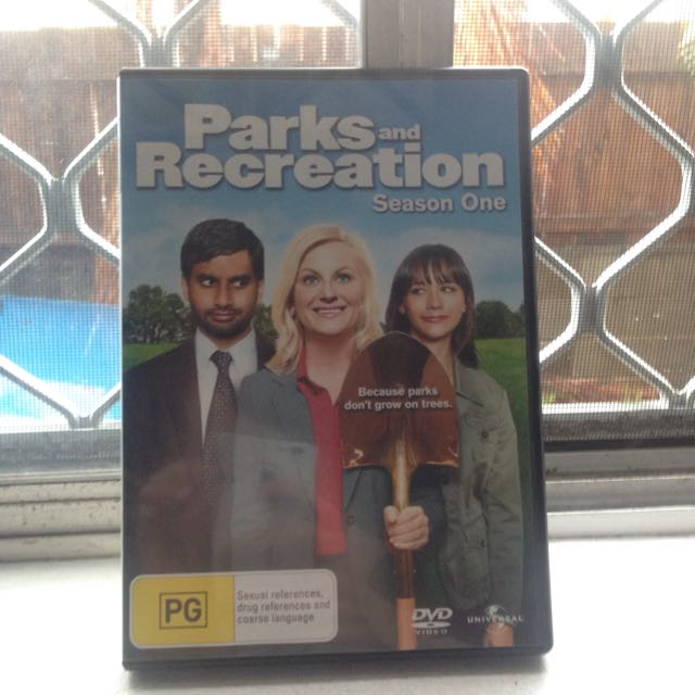 Parks And Rec Season 1 DVD
