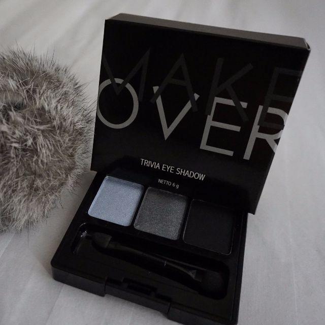 Preloved Make Over Eye Trivia Eye Shadow - Black Goddiva
