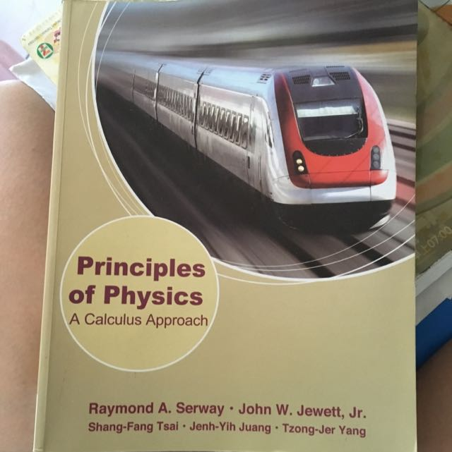 Principles Of Physics (A Calculus Approach)