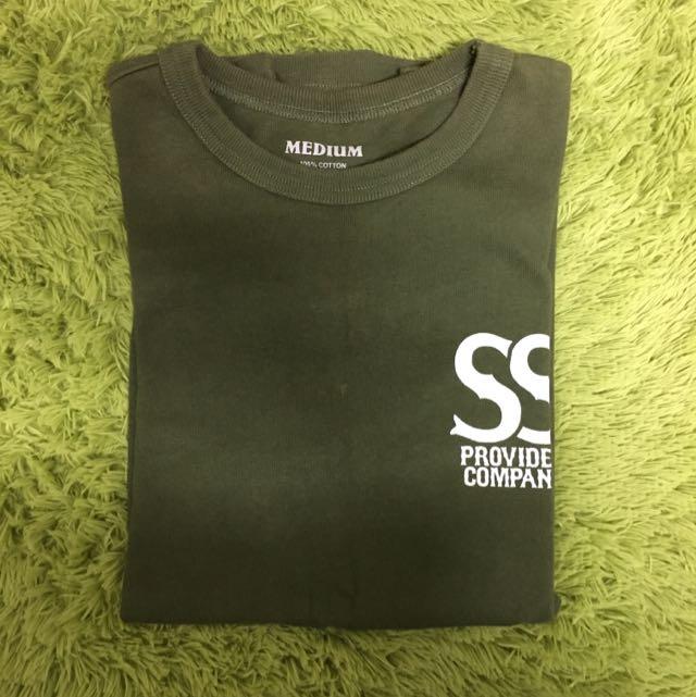 PROVIDER 綠色T Shirt