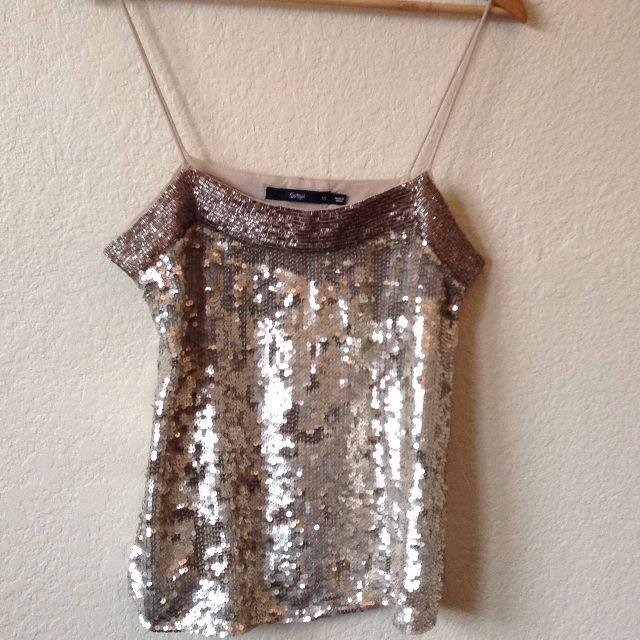 Sportgirl Gold Camisole