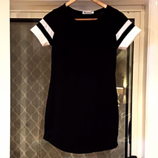 T Shirt Dress Size S