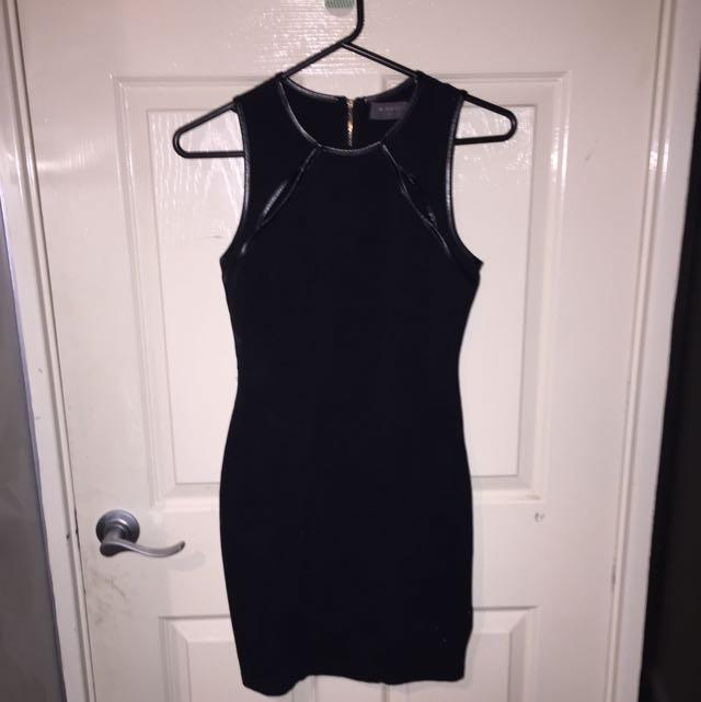 Tight Black Dress ❤️