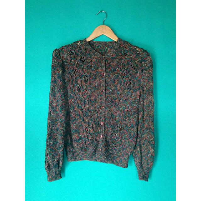 Vintage Cable Knitwear