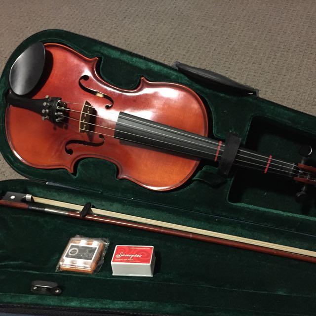 Violin Adult Size 4/4