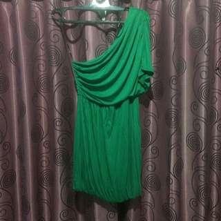 Dress Forever21 - one shoulder