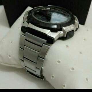 免運 Casio 世界地圖 錶AE-1100w 防水錶 運動 卡西歐