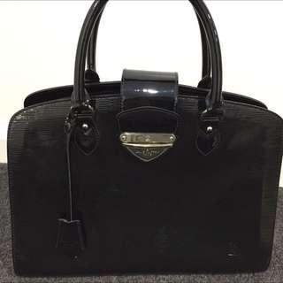 Replica Louis Vuitton Pont-Neuf Epi Leather Handbag