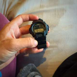Casio G-Shock Watch, Good Condition, Broken Strap