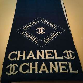 Gorgeous Chanel Scarf