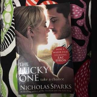 The Lucky One- Nicholas Sparks