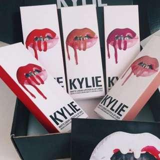 MATTE LIPKITS - KYLIE Jenner Lip kits