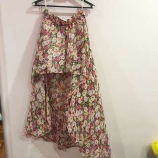 Supre Hi-low Skirt