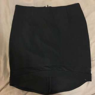 Chica Booti Size 8 Office Clothe Skirt