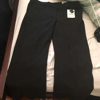 Black Business Pants