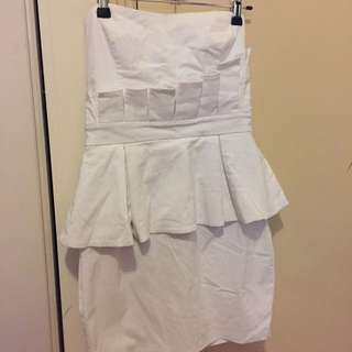 White Dress From myer
