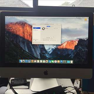 iMac 21.5 Inch 2011 Sell Or Swap for MacBook/iPhone/Canon DSLR