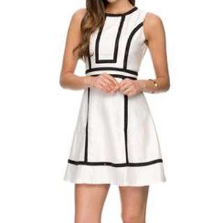 Zalora Skater Dress