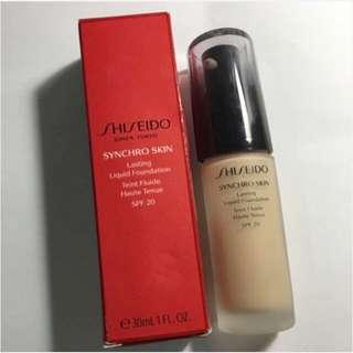 Shiseido 資生堂 智能感應粉底